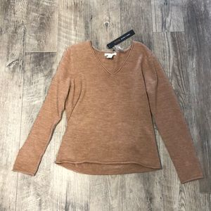 Sarah Spencer Merino Wool Sweater